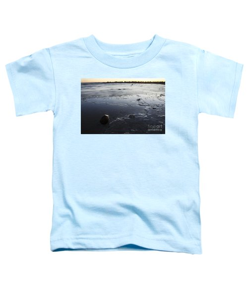 Peaceful Shoreline Shallows Toddler T-Shirt