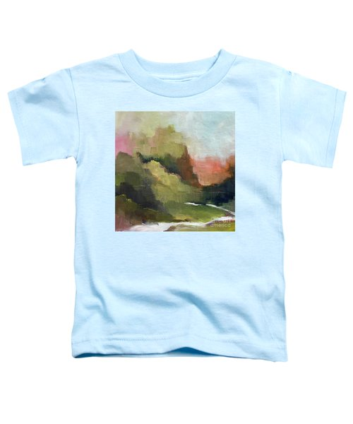 Peaceful Valley Toddler T-Shirt