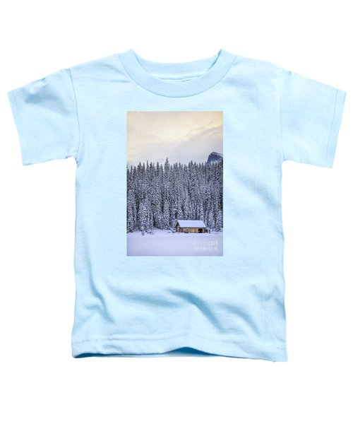 Peaceful Widerness Toddler T-Shirt