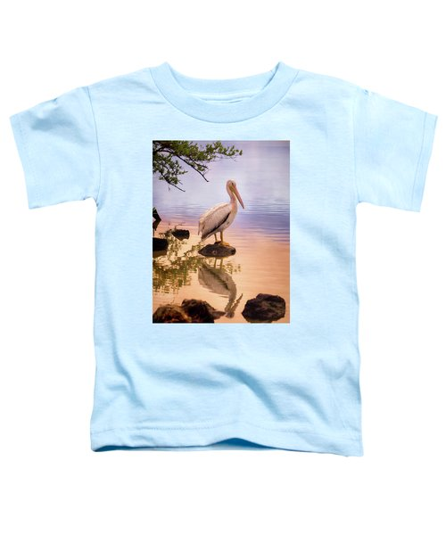 Pelican Connection 2 Toddler T-Shirt