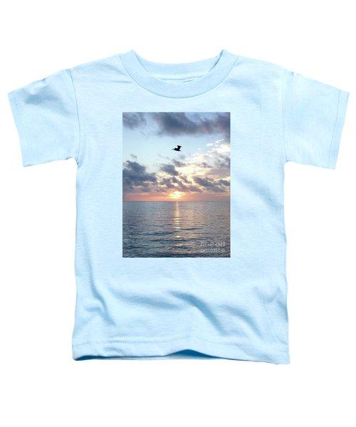 Pelican Dawn Toddler T-Shirt