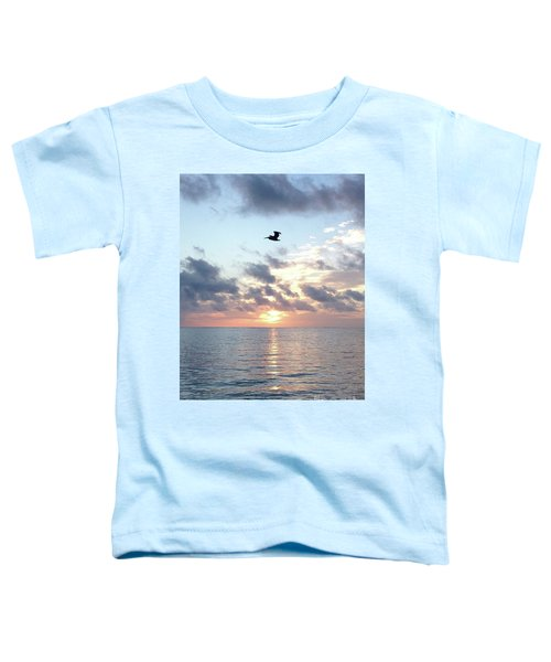 Pelican Dawn Toddler T-Shirt
