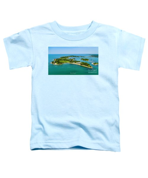 Penzance Point Toddler T-Shirt
