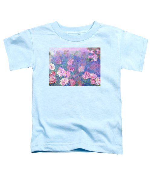 Peonies Toddler T-Shirt