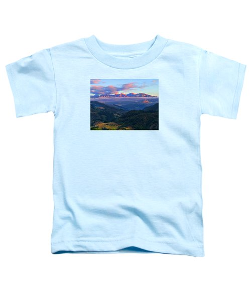 Perrozo Morning Toddler T-Shirt