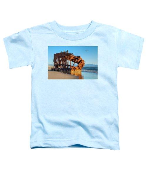 Peter Iredale II Toddler T-Shirt