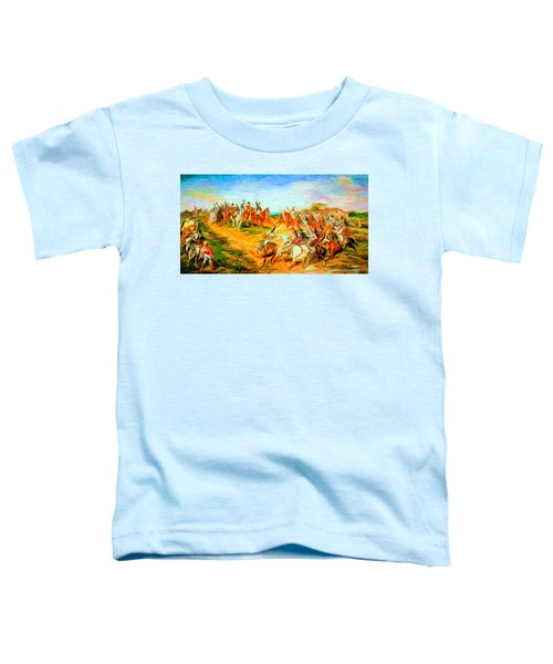 Peter's Delirium Toddler T-Shirt