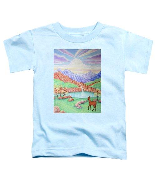 Phantom Valley Toddler T-Shirt
