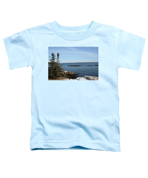 Pine Coast Toddler T-Shirt