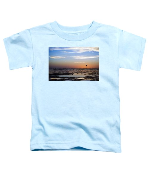 Pine Island Sunset Toddler T-Shirt