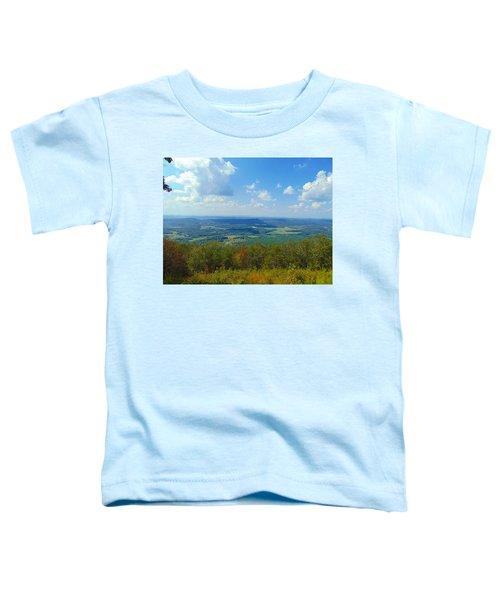 Pinhoti Trail Views Toddler T-Shirt