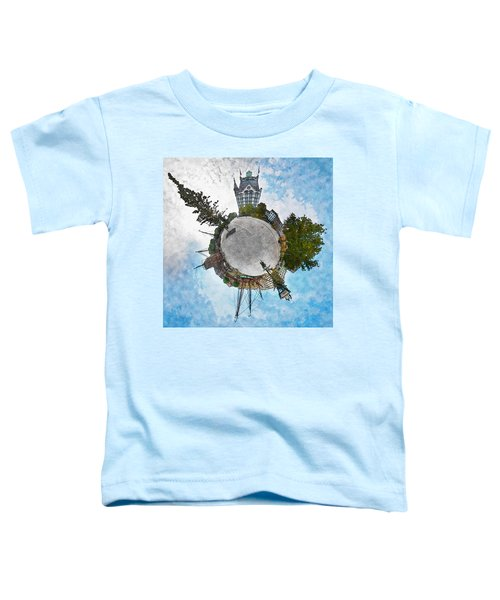 Planet Gelderseplein Rotterdam Toddler T-Shirt