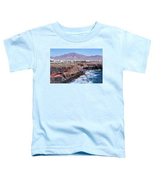 Playa Blanca - Lanzarote Toddler T-Shirt