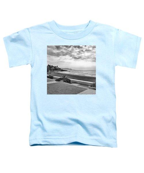 Playa Burriana, Nerja Toddler T-Shirt