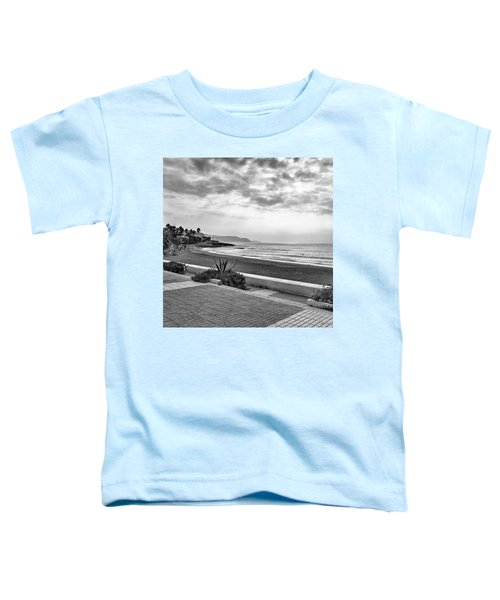 Playa Burriana, Nerja Toddler T-Shirt