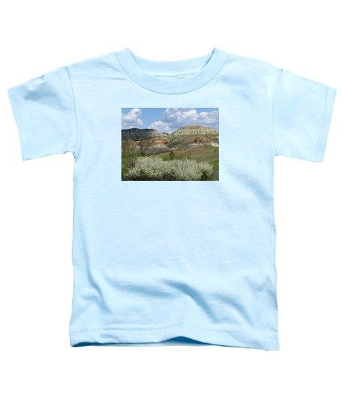 Plum Thicket Near The Burning Coal Vein Toddler T-Shirt