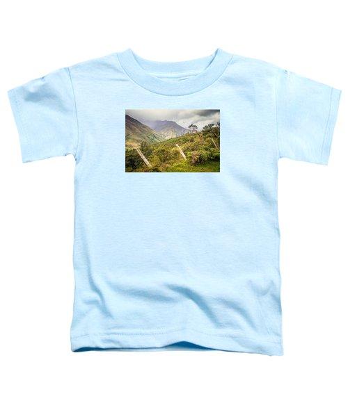 Podocarpus National Park Toddler T-Shirt