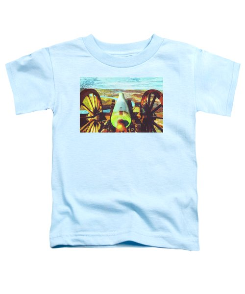 Point Park Cannon Toddler T-Shirt
