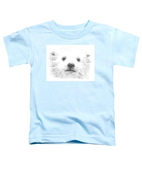 Polar Bear Cub Toddler T-Shirt