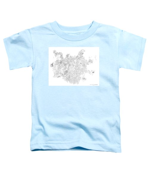 Polymer Crystallization With Modifiers Toddler T-Shirt