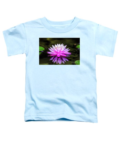 Pond Water Lily Toddler T-Shirt