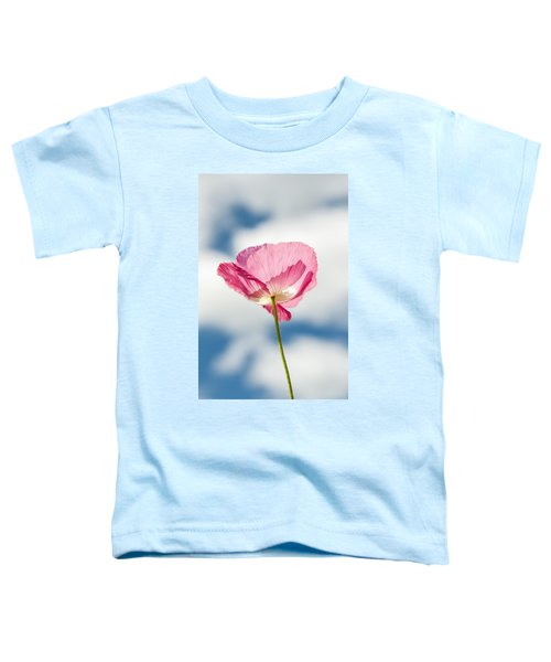 Poppy In The Clouds Toddler T-Shirt