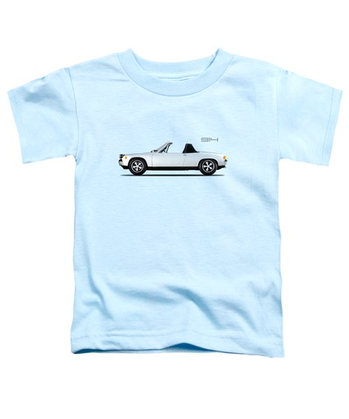 Porsche 914 Toddler T-Shirt