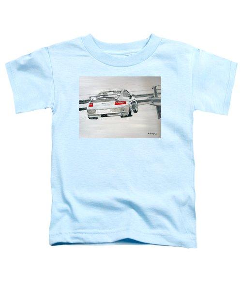 Porsche Gt3 Toddler T-Shirt