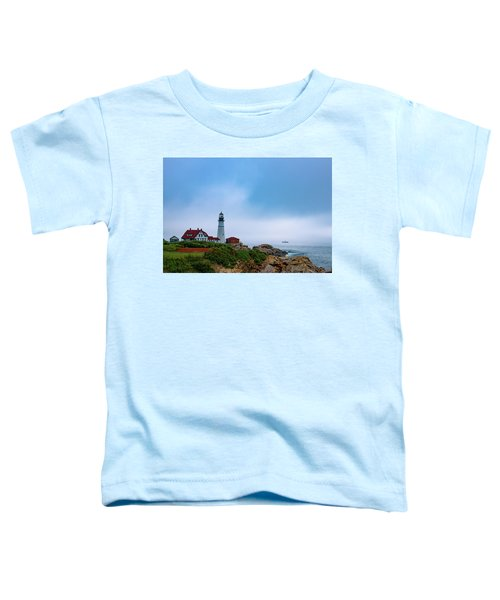 Portland Head Lighthouse Toddler T-Shirt