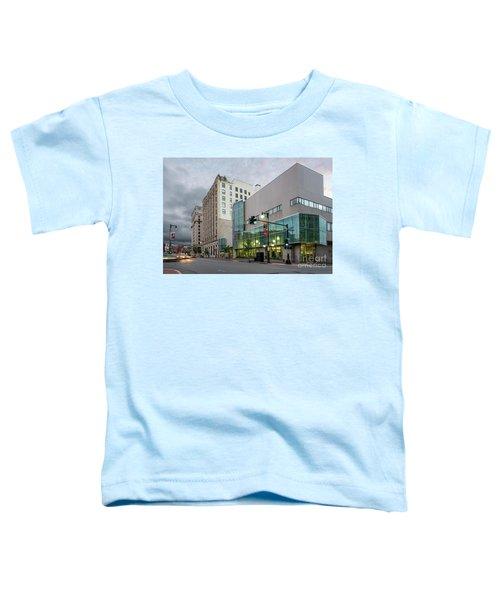 Portland Public Library, Portland, Maine #134785-87 Toddler T-Shirt