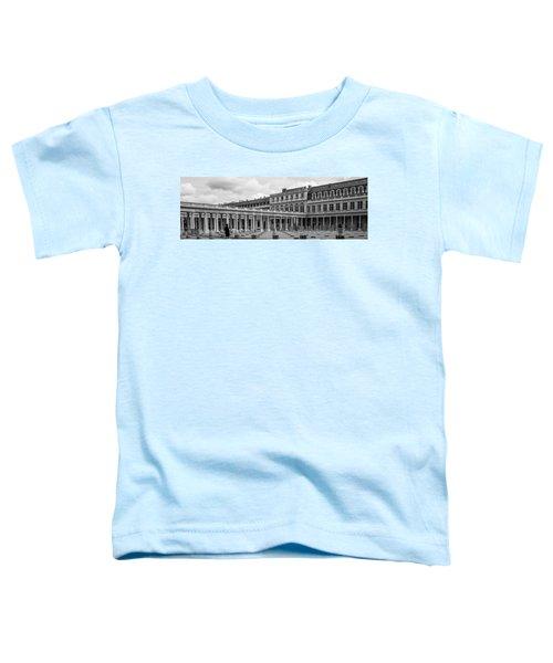 Posing For Photo Shoot At Le Palais Royal Toddler T-Shirt