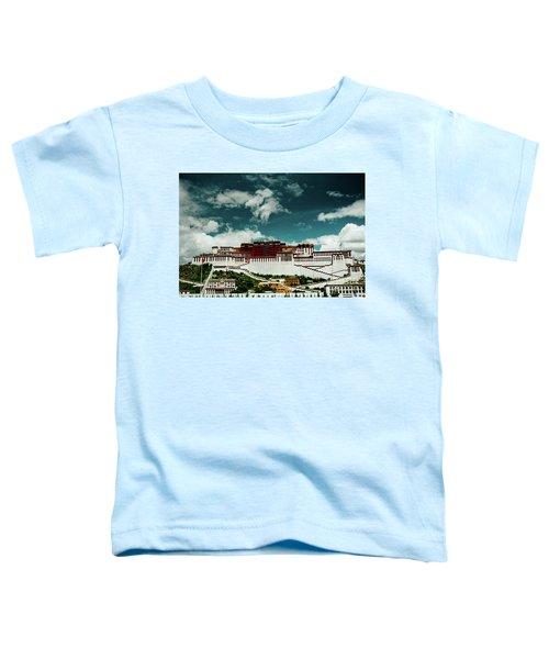 Potala Palace. Lhasa, Tibet. Artmif.lv Toddler T-Shirt