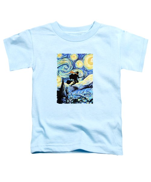 Potter Starry Night Toddler T-Shirt