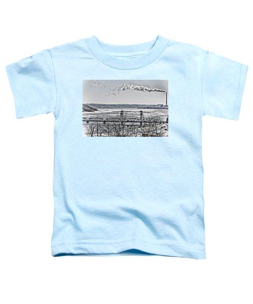 Power Plant Toddler T-Shirt