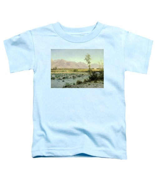 Prairie Landscape Toddler T-Shirt