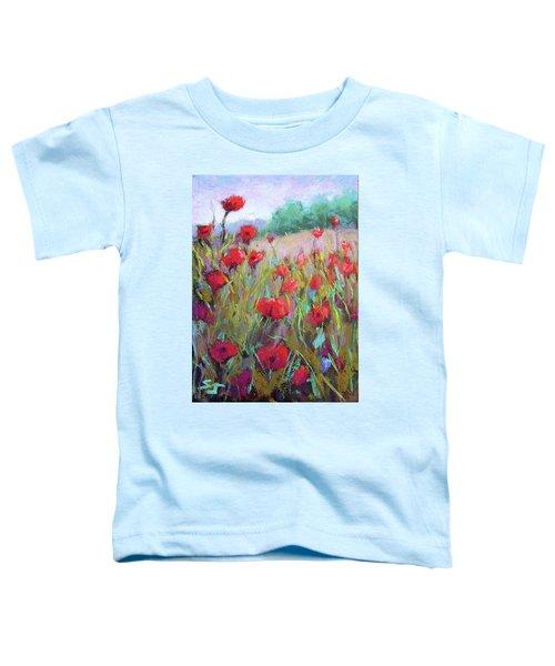 Praising Poppies Toddler T-Shirt