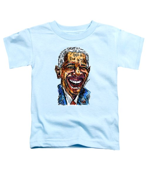 President Barack Obama Toddler T-Shirt