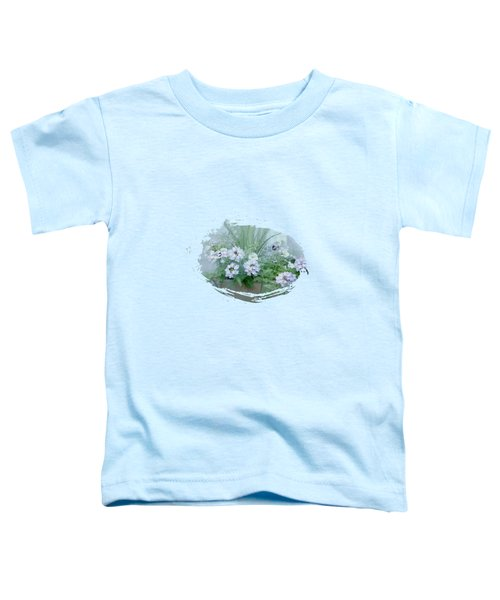 Pretty Porch Pot Toddler T-Shirt