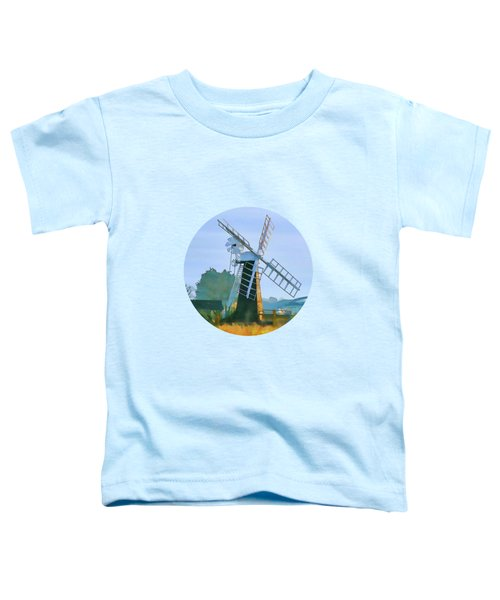 Priory Windmill Toddler T-Shirt