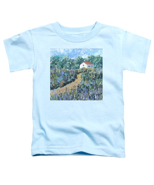 Provence II Toddler T-Shirt