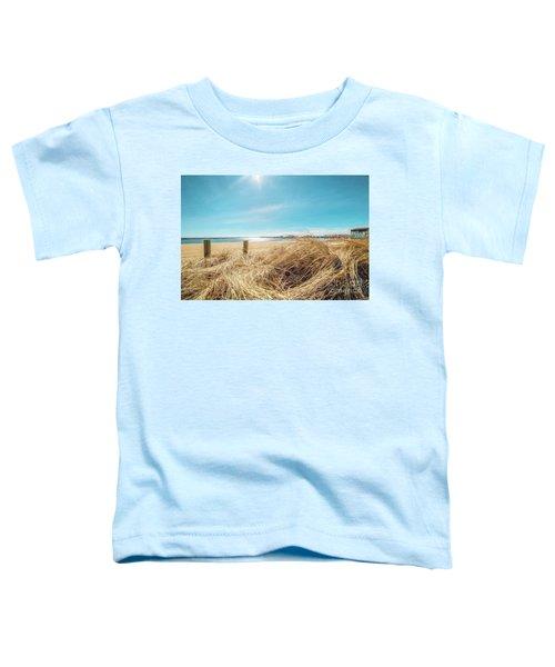 Provincetown Harbor Toddler T-Shirt