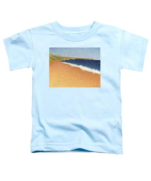 Pt. Reyes Beach Toddler T-Shirt