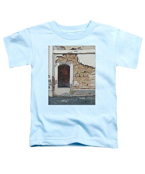 Puerto Rico Door Toddler T-Shirt