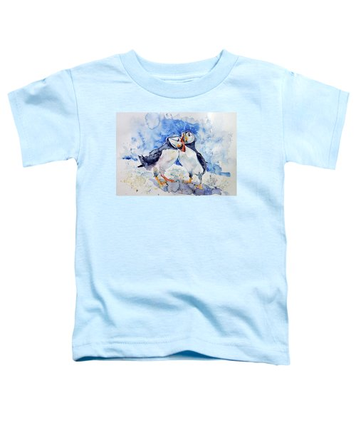 Puffins Toddler T-Shirt