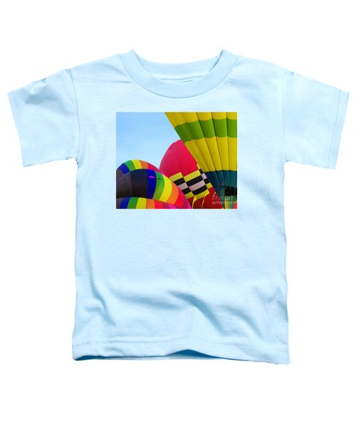 Pumped Up Toddler T-Shirt