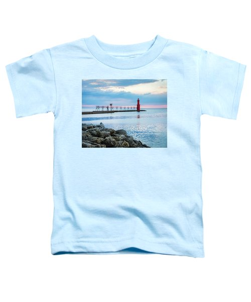 Toddler T-Shirt featuring the photograph Pure Algoma by Bill Pevlor