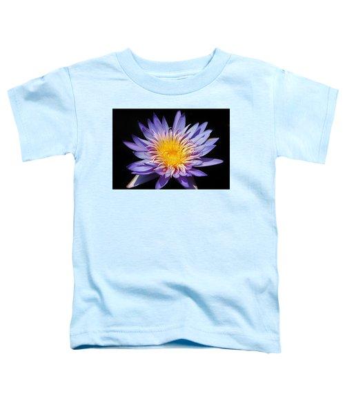 Purple Lotus Toddler T-Shirt