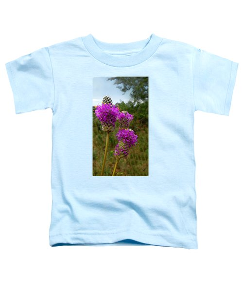 Purple Prairie Clover Toddler T-Shirt