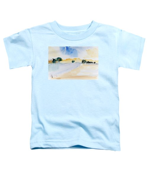 Summertime Toddler T-Shirt