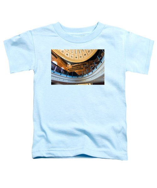 Quincy Market Vintage Signs Toddler T-Shirt